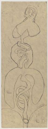 Louise Bourgeois, Starvingfatartist.
