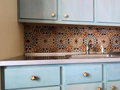 Browse photos of rooms inspired by Moroccan interior design on HGTV.com and get tips on incorporating the exotic style in your own home.