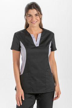 Cute Scrubs Uniform, Scrubs Outfit, Staff Uniforms, Medical Uniforms, Womens Scrubs, Medical Scrubs, Costume, Dress Making, Work Wear