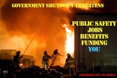 Government Shutdown Threatens Public Safety