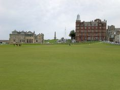 The Old Course St. Andrews Scotland