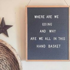 The most versatile and minimalist decoration for your home - felt letter board. Totally in love with and all of the fun boards they create! Inspirational and funny letter board quotes. The Letter Tribe Great Quotes, Me Quotes, Funny Quotes, Inspirational Quotes, Word Board, Quote Board, Message Board, Felt Letter Board, Felt Letters
