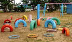 Tire Garden | Flickr - Photo Sharing!