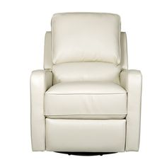 PERTH SWIVEL ROCKER RECLINER - Somerset Creme - Direct Furniture Now  sc 1 st  Pinterest : recliner direct - islam-shia.org