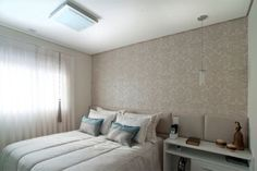 Um Quarto bom para Dormir - Clique Arquitetura CORES  SUGERIDAS