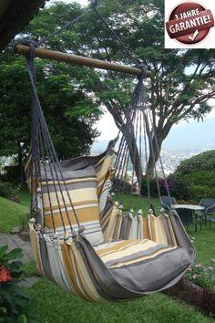 Let's Relax - Entspannen Im #hängesessel Von Hobea-germany ... Gemutliche Hangematte Fur Den Garten Zum Entspannen