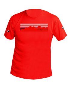 Funktions- Sport T- Shirt für schweißtreibende Aktivitäten. Die glatte Innenseite des Materials leitet die Feuchtigkeit schnell vom Körper weg, so dass die Haut nahezu trocken ist. Das Größenlabel ist nicht aufgedruckt sonder kratzfrei aufgedruckt, die Netzstoff-Öffnungen im Rücken und an der Seite geben ein klimafrisches Tragegefühl. Price 29,95€