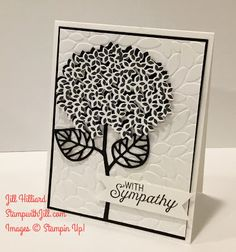 Sympathy Branches (Jill's Card Creations)