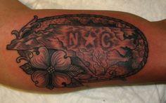 West virginia tattoo idea without the mountaineer for North carolina tattoo ideas