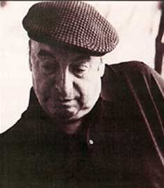Pablo Neruda was a Chilean poet and political activist who wrote on many themes but is best known for his love/erotic poetry.