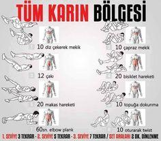 #abs #karın #fitness #workout karın bölgesi sıkılaştırma