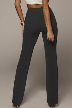 Thew sexy hip bell pants high wiast gold straight pants is so sexy and you may like it. #pantsforwomen #pantsforwomencasual #pantsforwomenfashion #pantsoutfitwork #pantsoutfitcasual Skirt Pants, Pants Outfit, Sexy Hips, Colorful Fashion, Pants For Women, Casual, Outfits, Clothes, Minimal