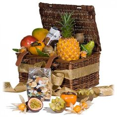 Tropical Fruit and Gourmet Snacks to Switzerland