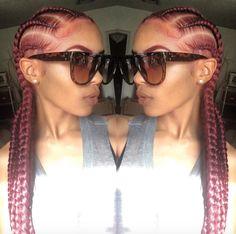 Redd @createddlove - http://community.blackhairinformation.com/hairstyle-gallery/braids-twists/redd-createddlove/