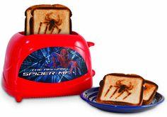 Spiderman Toaster
