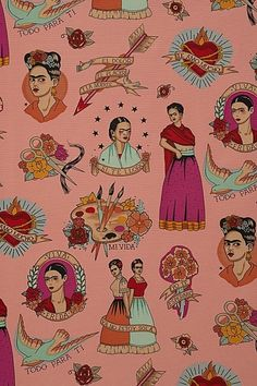 Korean Anime, Alexander Henry Fabrics, Cheap Hoodies, Oxford Fabric, Warm Sweaters, Pattern Wallpaper, Wallpaper Art, New Fashion, Cotton Canvas