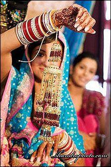 Индийская свадьба   Пенджабская свадьба