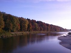 Vue du pont de la Marienklause.