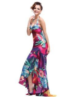 Ever Pretty Printed Satin Trailing Floral Halter « Clothing Impulse Evening Dresses, Summer Dresses, Ever Pretty, Affordable Dresses, Costume Institute, Strapless Dress, Halter Dresses, Formal Gowns, Beautiful Gowns