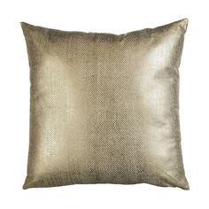 Cuscino SHIMMER GOLD | Oilily in vendita su ATMOSPHERE - Oggettistica di design, accessori tavola, tessile casa, idee regalo