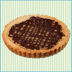 Peanut Butter Cup Cookie Pie - Think Reese's Peanut Butter Cup...only bigger and better. This sensational Cookie Pie combines peanut butter mousse, and dark chocolate on top of a rich butter cookie for an off-the-charts taste experience. #peanutbutter #dessert #gourmet  www.barbarascookiepies.com