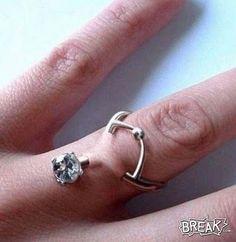 ring piercing - #cringe