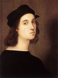 Raphael ~ Self-protrait