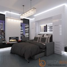 "Awesome ""murphy bed diy"" detail is offered on our internet site. Murphy Bed Desk, Murphy Bed Plans, King Murphy Bed, Inline, Camas Murphy, Murphy-bett Ikea, Bed In Closet, Modern Murphy Beds, Apartments"