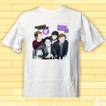 5 Seconds of Summer 5 SOS dont stop T-Shirt