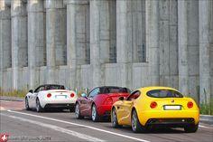 Alfa Romeo 8C Competizione - Milano - ITALY. Photo via Matteo Stucchi