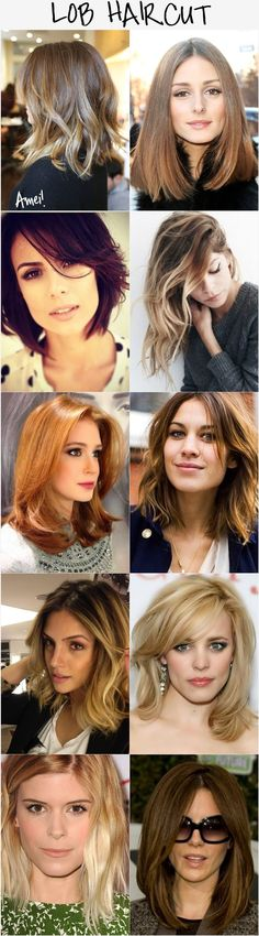 Long Bob Haircut, I want my hair like this! Ahh Yes Long Bob Haircuts, Long Bob Hairstyles, Pretty Hairstyles, Wedding Hairstyles, Ling Bob, Medium Hair Styles, Short Hair Styles, Look 2015, Corte Y Color