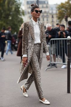 See all the most covetable street style looks from Paris Fashion Week - - http://makeupaccesory.com/see-all-the-most-covetable-street-style-looks-from-paris-fashion-week-37/