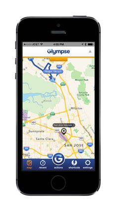 Glympse is a fast, free, and simple way to share your location in real time with the people you trust.