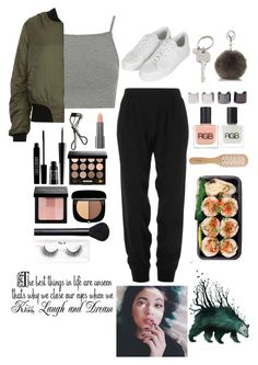 """""""~To the basement, to the basement~"""" by little-miss-rae-rae ❤ liked on Polyvore featuring Topshop, Jigsaw, Luv Aj, Paul Smith, RGB, RGB Cosmetics, Lord & Berry, Bobbi Brown Cosmetics, Easy Spirit and NARS Cosmetics"""