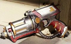 Nerf Mods and Reviews: Mavericks by Steampunk Spencer