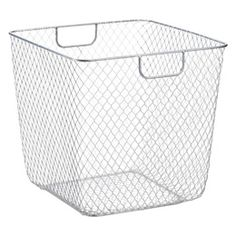 The Container Store > Silver Urban Bin