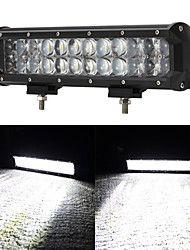 osram 210w llevó el trabajo de la barra ligera combo 12v viga 24v suv 4wd atv truckdriving lámpara 4x4 offroad techo del coche bar toro