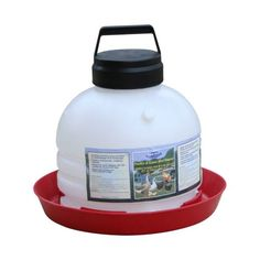 Millside 3 gal. Plastic Poultry Fountain - Tractor Supply Online Store
