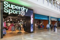 Superdry opens first store with dedicated sports entrance at St David's