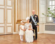 Křest prince Oscara, 27. 5. 2016
