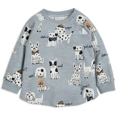 Trendy Ideas For Sweatshirt Pattern Kids Products Baby Outfits, Kids Outfits, Conversational Prints, Kids Patterns, Kids Prints, Baby Kids Clothes, Dresses With Leggings, Fashion Kids, Kids Wear