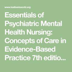The 37 Best Psychiatric Mental Health Nursing Images On Pinterest