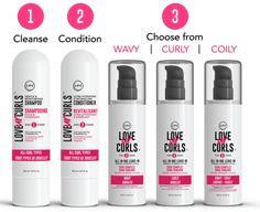 LUS Brands - Love Ur Self - Love Ur Curls