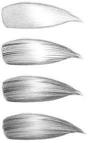 "Képtalálat a következőre: ""how to draw realistic hair step by step"""