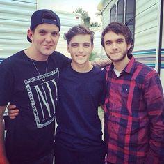 Dillon Francis, Martin Garrix, & Zedd
