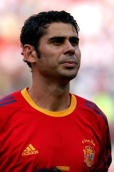 Fernando Hierro Pictures and Photos Football Icon, Football Pictures, Football Players, Fifa, Stock Pictures, Stock Photos, Soccer Poster, Royalty Free Photos, Real Madrid