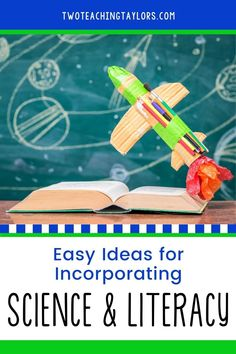 Integrating science and literacy leads to students gaining a deep understanding of grade-level science concepts when combined with hands-on activities in your lesson plans. Ideas to integrate literacy skill in your science activities. Get a FREE science safety passage, sorting activities, and assessment that will work in your science or reading classroom when you join our upper elementary science teacher newsletter. Perfect for kids in 4th grade and 5th grade science. 5th Grade Science, High School Science, Elementary Science, Science Classroom, Teaching Science, Elementary Education, Upper Elementary, Teaching Ideas, Teaching Resources