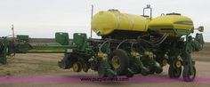 2013 John Deere 1770NT CCS no-till planter | Item J2874 selling at Wednesday March 30 Ag Equipment Auction | Purple Wave, Inc.