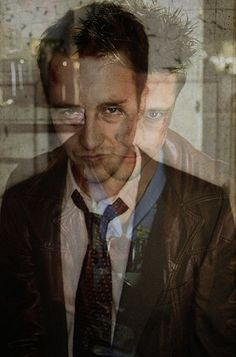 edward norton, brad pitt - fight club (1999)