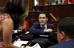 El presidente de la Comisión de Hacienda y Deuda Pública del Congreso del Estado señaló que con las recientes reformas a las leyes del Agua y Gestión de Cuencas de ...